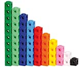 Unbekannt Dick-System, Steckwürfel 100 Stück - Mathematik Grundschule Kinder