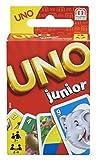 Mattel Games 52456 UNO Junior Kartenspiel für Kinder, geeignet für 2 - 4 Spieler, Spieldauer ca....