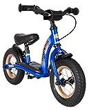 BIKESTAR Kinder Laufrad Lauflernrad Kinderrad für Jungen und Mädchen ab 2-3 Jahre  10 Zoll Classic...