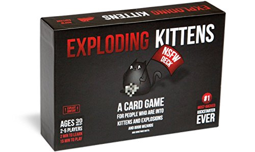 Exploding Kittens Bestes Brettspiel für Einsteiger
