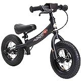 BIKESTAR Kinder Laufrad Lauflernrad Kinderrad für Jungen und Mädchen ab 2-3 Jahre | 10 Zoll Sport...