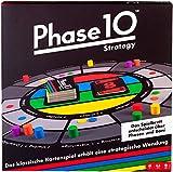 Mattel Games FTB29 Phase 10 Strategy Brettspiel, geeignet für 2 - 6 Spieler, Spieldauer ca. 60 - 90...