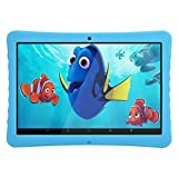 Tablets PC 10 Zoll Full HD, Android 7.0 Nougat WiFi Tablet mit IPS 1920x1200 Touchscreen, 2 GB RAM +...
