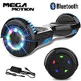 Mega Motion Self Balance Scooter 6,5'-2018 Elektro Scooter E-Skateboard-Scooter - UL zertifizierten...