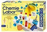 KOSMOS C1000 - Chemielabor, Basis-Laborausstattung, Chemie für Kinder ab 10 Jahre, Basislehrgang,...