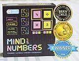 Mind Your Numbers Mathe-Spiel Bildungsbrettspiele Stem Spielzeug für Jungen und Mädchen Arithmetik...