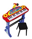 Simba 106838629 - My Music World Standkeyboard 55 cm
