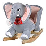 vidaXL Schaukeltier Elefant Schaukelpferd Schaukeltier Schaukelspielzeug