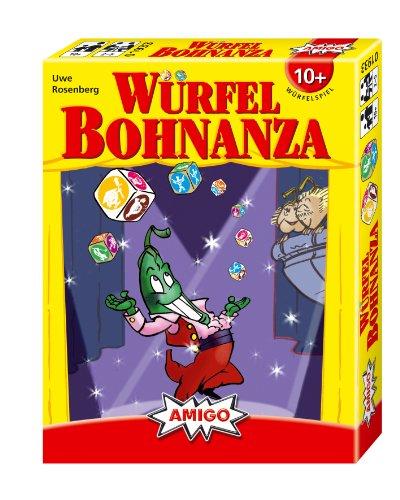 Würfel-Bonanza Reisespiel