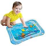 Wassermatte Baby, OUTOPE Baby Spielzeuge 3-6-9 Monate, Baby Wassermatte Perfektes Sensorisches...
