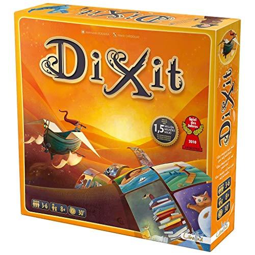 Dixit -Bestes Brettspiel für Einsteiger