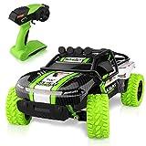 Baztoy Ferngesteuertes Auto, Kinderspielzeug RC Stunt Offroad Auto mit FernbedienungHigh-Speed...