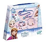 Totum 680012 - Disney Frozen Die Eiskönigin Bastel-Set Armbänder für Mädchen (Kreativ-Set mit...