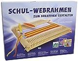 Allgäuer Webrahmenfabrik, Schulwebrahmen zum Weben und Gestalten 225 , 25cm