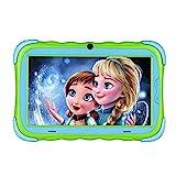 Kindertablet, 7' Kinder Tablet Pad Lerntablet für Kids, 1GB + 16 GB, Android 7.1 OS,...