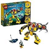 LEGO Creator 31090 - Unterwasser-Roboter
