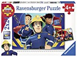 Ravensburger 09042 - Puzzle Sam hilft dir in der Not, 2 x 24 Teile