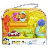 Hasbro B1169 Play-Doh Starter Set, Mehrfarbig