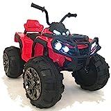 12V Kinder QUAD / ATV mit 2x Motoren Kinderauto Kinderfahrzeug Kinder Elektroauto mit Fernbedienung...