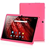 Tablet 7 Zoll Android 8.1 Quad Core Google Play Store 1024x600 Dual Kameras WiFi Bluetooth 1GB/8GB...