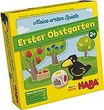 Haba 4655 - Meine ersten Spiele Erster Obstgarten, unterhaltsames Brettspiel rund um Farben und...