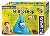 KOSMOS 634032 - Mein erstes Mikroskop für die Kindergartenzeit -  Mikroskop für Kleinkinder -...