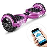 Bluewheel HX310s 6.5' Hoverboard Self Balance Scooter - Kinder Sicherheitsmodus mit App - Bluetooth...