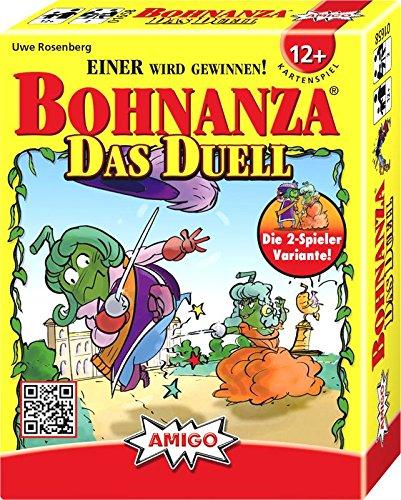 Bohnanza - Das Duell Bestes Spiel für 2-Spieler