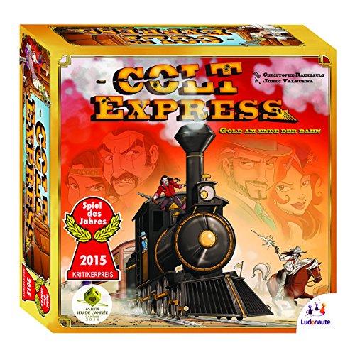 Colt Express Familienspiel