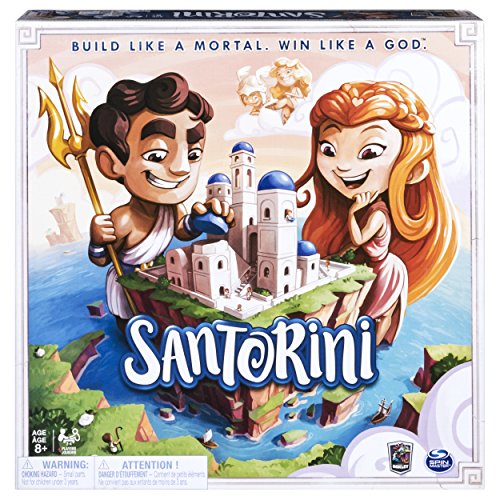 Santorini bestes Bestes Spiel
