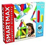SmartMax - SMX 301 - Basic 25 - Riesenmagnet-Bauset, 25 Teile
