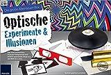 FRANZIS Die große Abenteuer-Box Optische Experimente und Illusionen: Lochkamera, Hologramme und...