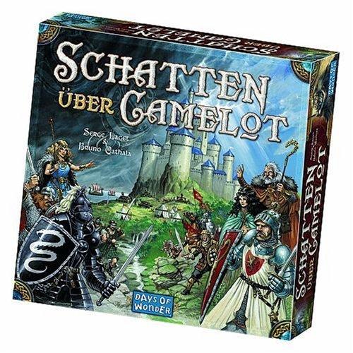 Schatten über Camelot bestes Kooperationsspiel