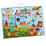 folia 50915/1 - Jumbo Bastelkoffer, 107 teilig