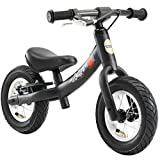 BIKESTAR Kinder Laufrad Lauflernrad Kinderrad für Jungen und Mädchen ab 2 - 3 Jahre ★ 10 Zoll...
