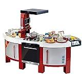 Theo Klein 7158 Miele Küche Star I Beidseitig bespielbare Kinder-Spielküche mit umfangreichem...
