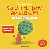 Schüttel den Apfelbaum - Ein Mitmachbuch. Für Kinder von 2 bis 4 Jahren: Zum Schütteln,...