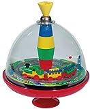 Bolz 52120 Spezialkreisel Eisenbahn mit Chip Spielzeug, 19 cm, Bunt