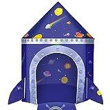 joylink Kinderspielzelt, Castle Spielzelt für Kinderzelt Outdoor & Indoor Spielzeug Castle Tent...
