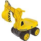 BIG - Power-Worker Maxi-Digger - Kinderfahrzeug, geeignet als Sandspielzeug und für das...