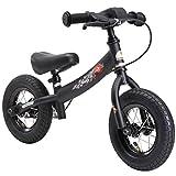 BIKESTAR Kinder Laufrad Lauflernrad Kinderrad für Jungen und Mädchen ab 2-3 Jahre   10 Zoll Sport...