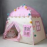 Allowevt Tipi Zelt Für Kinder & Babys - Kinderzelt Mit Bodenmatte - Indoor & Outdoor Spielzelt Für...