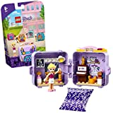 LEGO 41670 Friends Stephanies Ballett-Würfel, Kinderspielzeug, Spielzeug ab 6 Jahre mit Mini Puppe,...