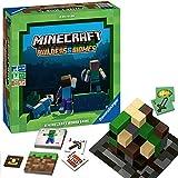 Ravensburger Familienspiel 26132 - Minecraft Builders & Biomes - Gesellschaftsspiel für Kinder und...