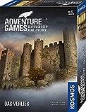 Kosmos 695088 - Adventure Games - Das Verlies. Entdeckt die Story, Kooperatives Gesellschaftsspiel,...