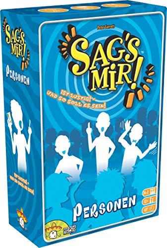 Sag's Mir Partyspiel - Neuauflage von Times Up
