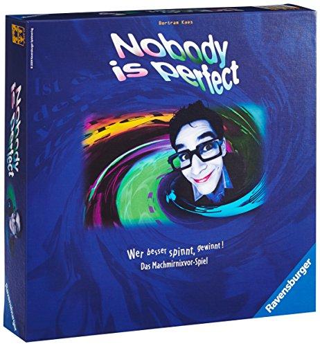 Nobody is perfectBestes Brettspiel für Einsteiger