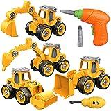 Yojoloin Bagger Spielzeug Sandspielzeug Sandkasten Spielzeug für Kinder Jungen Mädchen,Spielzeug...