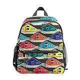 Kinder-Rucksack für Vorschule, für Jungen und Mädchen, leicht, für 1–6 Jahre, perfekter...