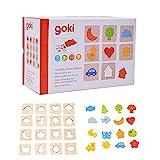 goki 56968 Formen Tasten
